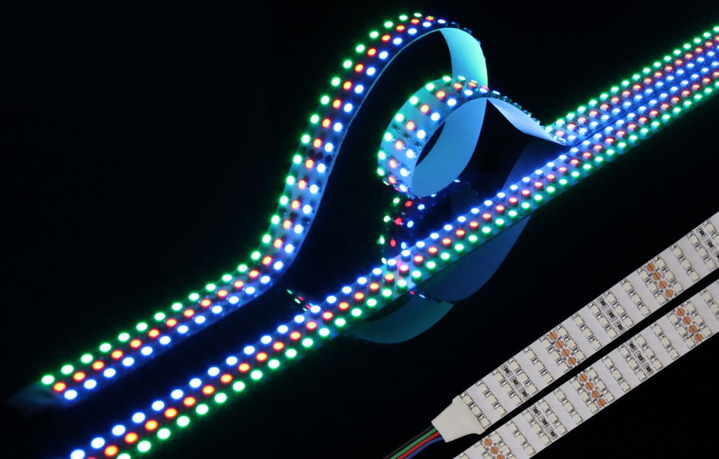 360 -sarjan LED Strip valonauha