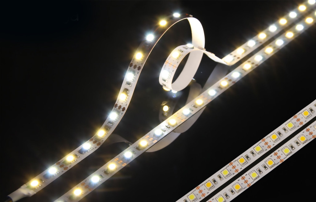 60 -sarjan LED Strip valonauha