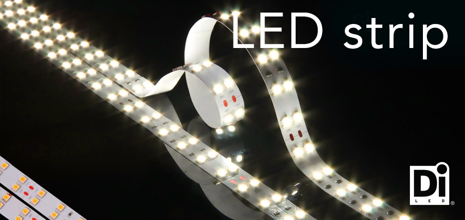 DiLED Led Strip valonauha