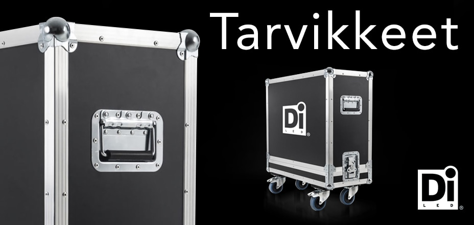 DiLED LED screen tarvikkeet